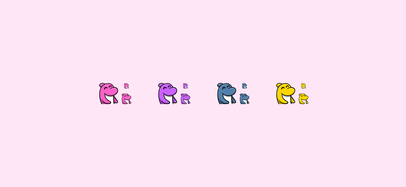 Dolphin Twitch Affiliate Subscriber Badges