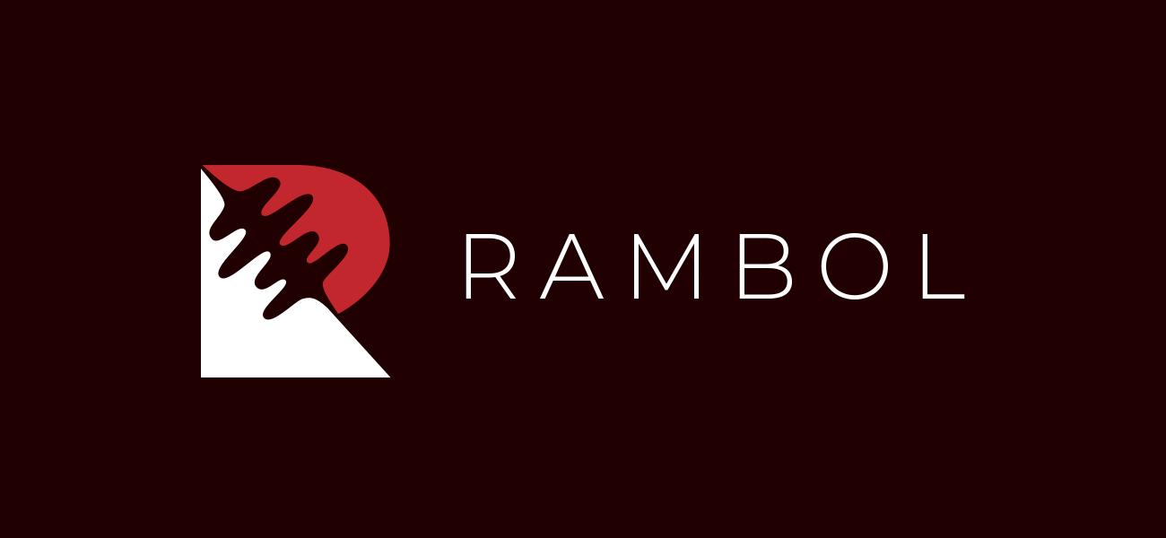 Rambol Twitch Streamer Logo Design